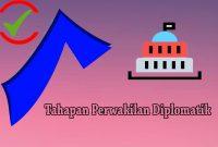 Tahapan Prosedur Perwakilan Diplomatik
