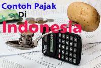 Contoh Pajak di Indonesia