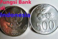 Fungsi Bank Indonesia Adalah