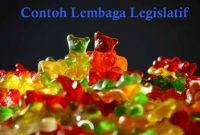 Contoh Lembaga Legislatif di Indonesia