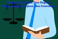 Hukum Tata Negara Adalah
