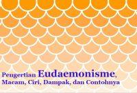 Eudaemonisme Adalah