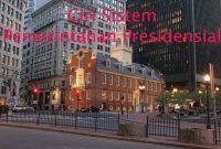 Ciri Sistem Pemerintahan Presidensial