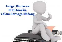 Fungsi Birokrasi di Indonesia