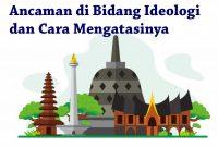 Ancaman Bidang Ideologi di Indonesia