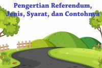 Referendum Adalah