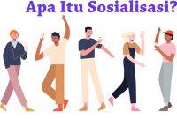 Pengertian Sosialisasi