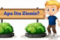 Pengertian Zionis