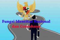 Fungsi Identitas Nasional di Indonesia