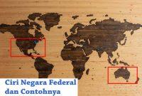 Contoh Negara Federal