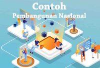 Pembangunan Nasional di Indonesia