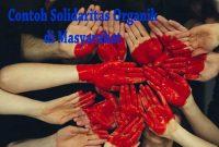 Solidaritas Organik di Masyarakat