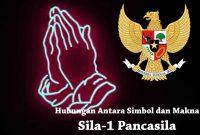 Hubungan Simbol dan Makna Sila Kesatu